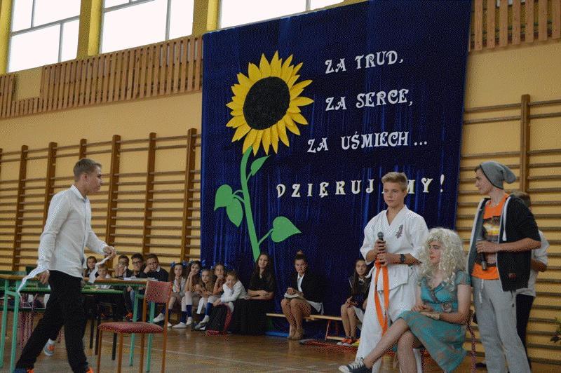 Rozpoczęcie Roku Szkolnego 2014